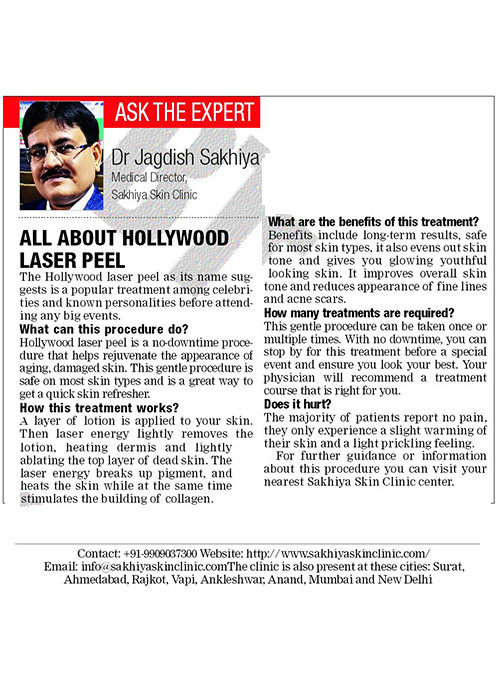 All About Hollywood Laser Peel