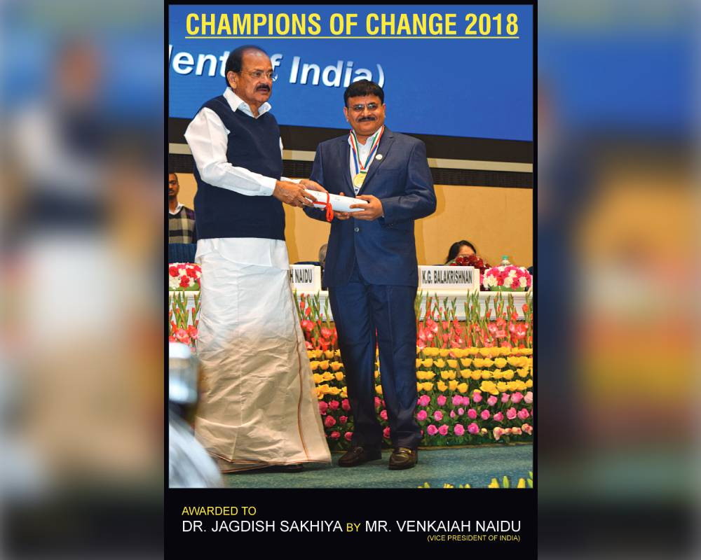 Champion of Change 2018