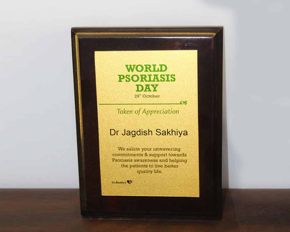 World Psoriasis Day - DR. REDDY S
