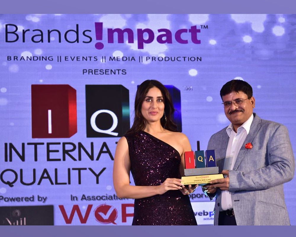 International Quality Awards By Kareena Kapoor