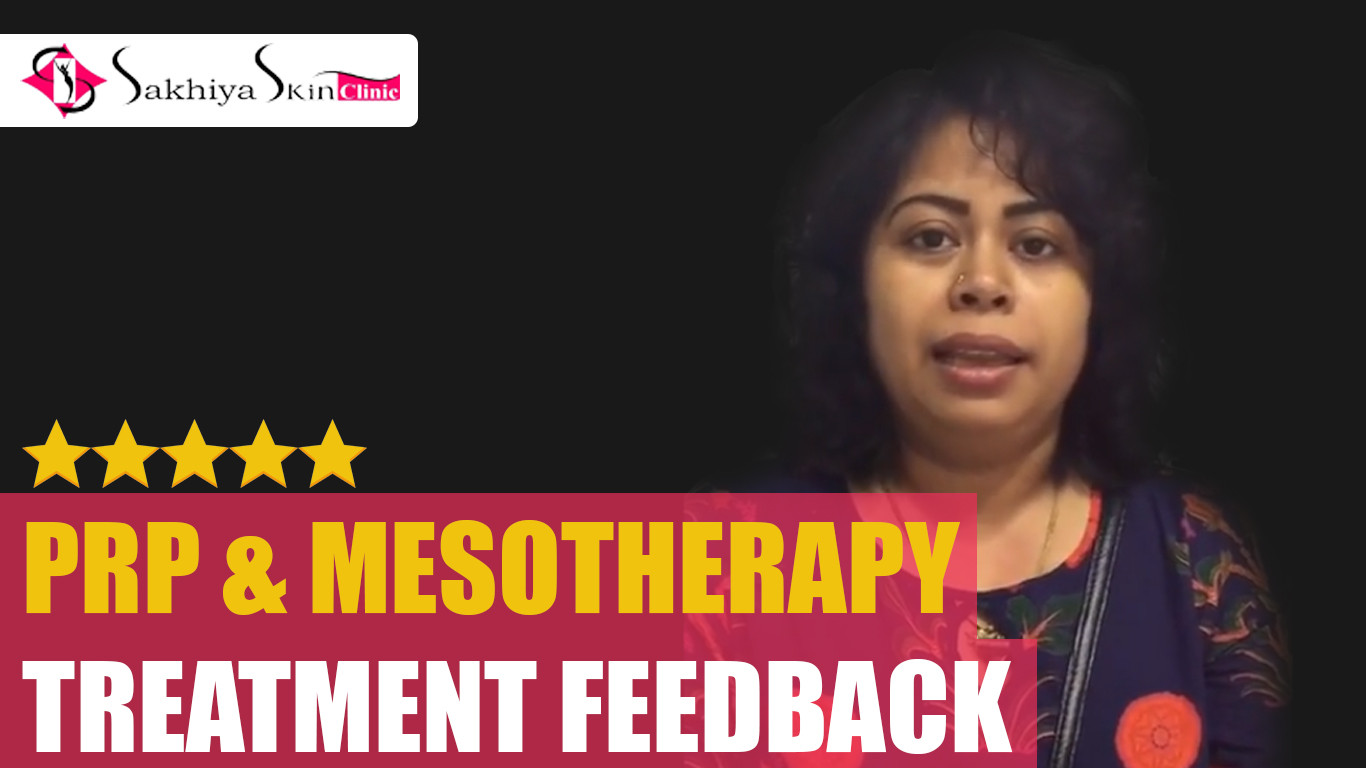 PRP and Mesotherapy