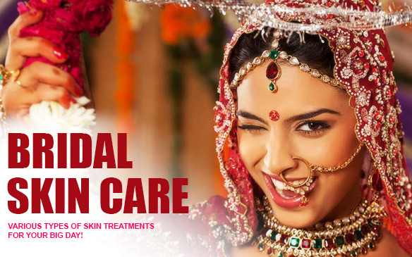 Bridal Skin Care Tips