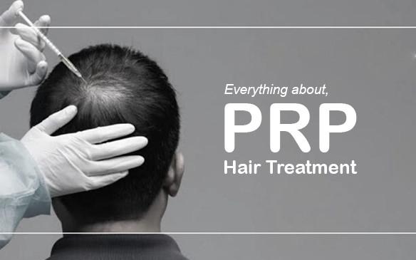 PRP Therapy - Hair Loss Treatment at Sakhiya Skin Clinic