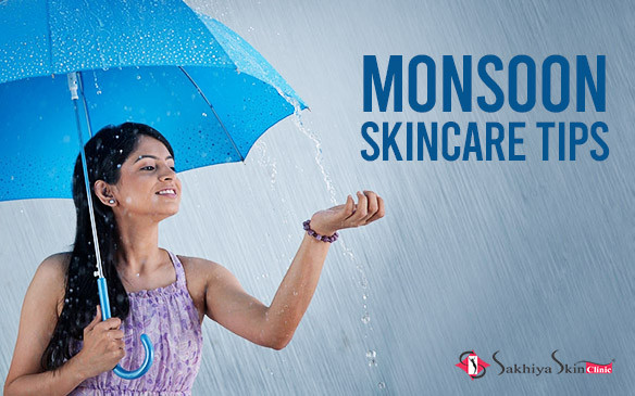 Monsoon Skincare routine by Skin Expert