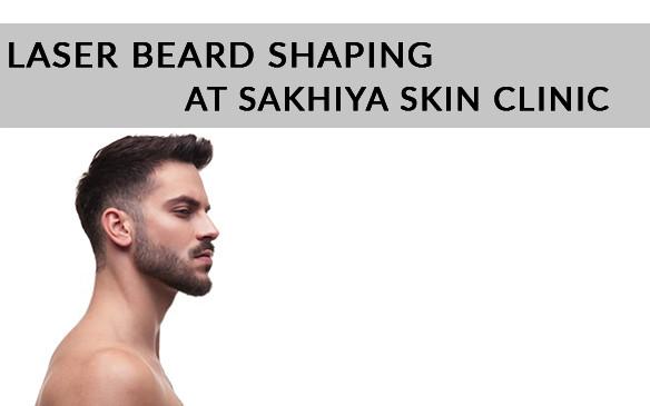Beard Shaping  at Sakhiya Skin Clinic